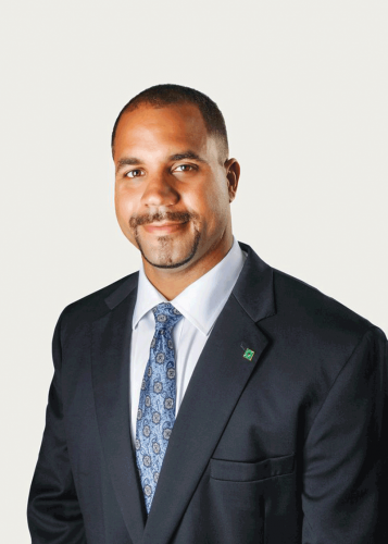 ➥➥ Vice Chairman & Chief Banking Officer Quincy L. Miller elected as Trustee.