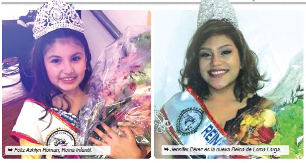 Reinas de la Niñez y Juventud Salvadoreña