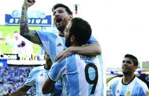 33-argentina quiere levantar la copa
