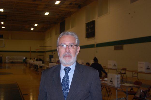 Cónsul del Perú en Boston, Manuel Soarez