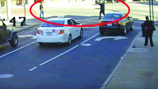El video fue publicado casi dos meses después del incidente.