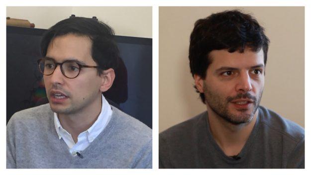 Sebastian Lourido y Gabriel Victora trabajan en curas para enfermedades severas que afectan a la población humana.
