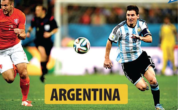 """➥➥ El astro argentino, Leonel Messi, a pesar de haber ganado muchos torneos todavía le queda la """"espinita"""" por la ausencia de títulos ganados con la selección albiceleste. Argentina no gana la Copa América desde 1993."""