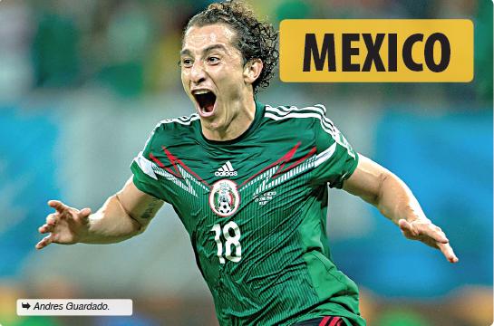 México, Copa América.