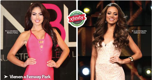 Finalistas de Nuestra Belleza Latina 2016