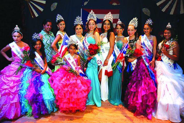 ➥➥ Elegidas las nuevas reinas de Festival Puertorriqueño de Massachusetts 2016. De esta manera boricuas empiezan a calentar motores para su Festival.