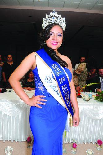 ➥➥ Karla Hernández es la nueva Señorita El Salvador Nueva Inglaterra 2016.