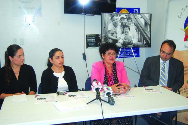 ➥➥ Representantes de los Consulados de México, Colombia, El Salvador y Brasil.