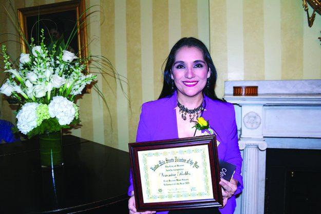 Verónica Robles.