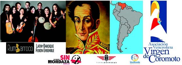 Venezolanos en Boston-Ayuda Humanitaria y Simon Bolivar