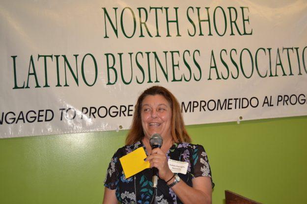 Judith Flanagan Kennedy, alcaldesa de Lynn