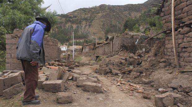 Gobierno Regional de Arequipa informó que hay más de 80 viviendas en condición de inhabitables, tras el fuerte sismo de 5,2 grados (Foto referencial: Archivo El Comercio).
