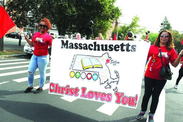 Comunidad cristiana evangélica de Salem.