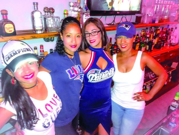 The friendly staff at Viva Bar is ready to make each and every football party this season a fun one at Lawrence's newest hot spot - Viva Bar. Located on the corner of Essex and Jackson Street (179 Essex Street).