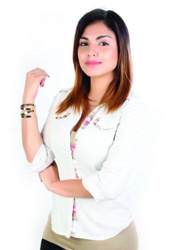 Erika Ruiz.