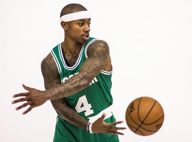 Isaiah Thomas ha sido el más destacado de los Celtics. Foto: Ciro Valiente