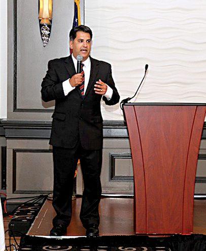 Eddie Crespo sirvió como presidente de AENI en los dos últimos años.